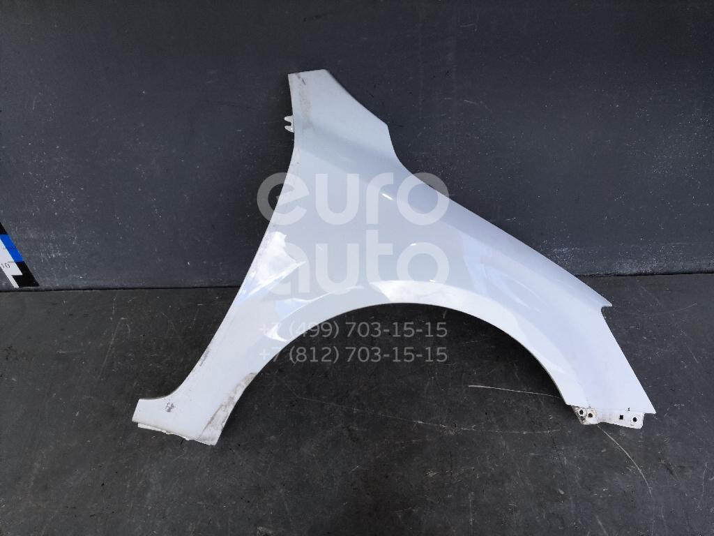 Крыло переднее правое Kia Ceed 2007-2012; (663211H050)