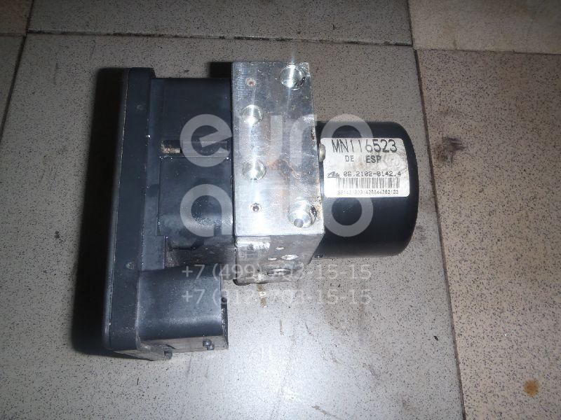 Купить Блок ABS (насос) Mitsubishi Grandis (NA#) 2004-2010; (4670A028)
