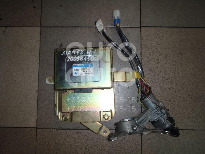 Купить Блок управления двигателем Hyundai Starex H1 1997-2007; (3911042030)