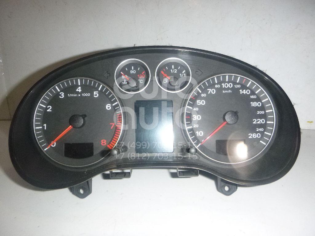 Купить Панель приборов Audi A3 [8P1] 2003-2013; (8P0920930J)