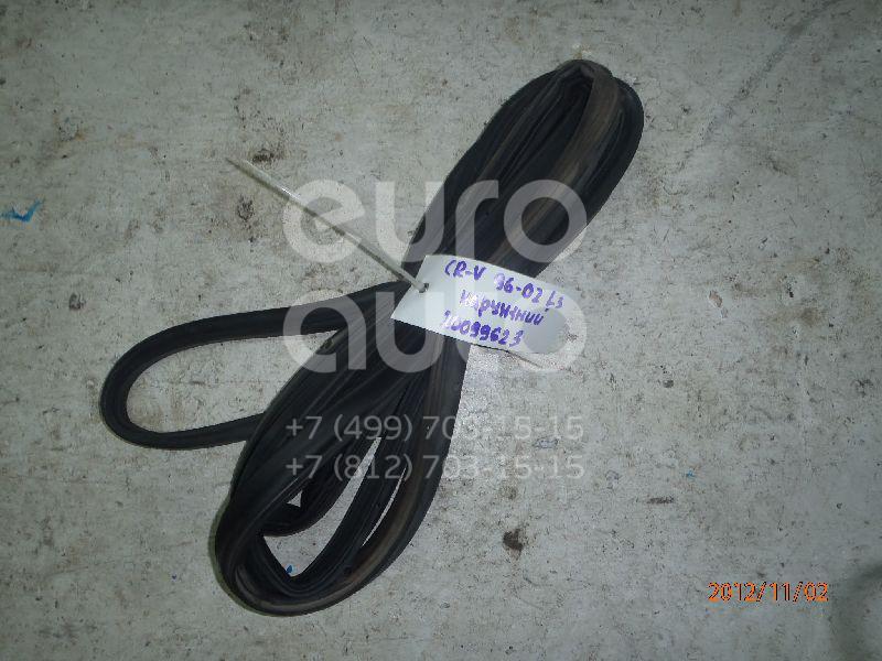 Купить Уплотнитель (внутри) Honda CR-V 1996-2002; (72850S10003)