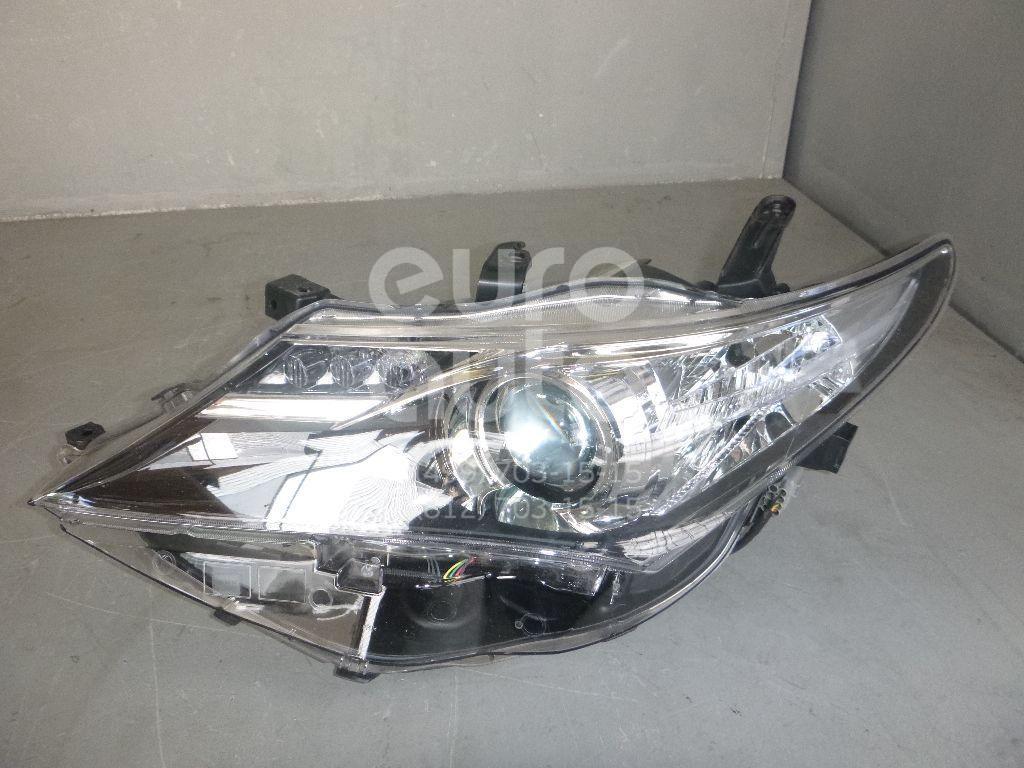 Купить Фара левая Toyota Auris (E18) 2012-; (8115002E20)
