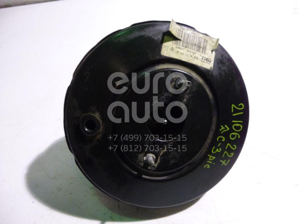 Купить Усилитель тормозов вакуумный Citroen C3 Picasso 2008-; (4535CC)