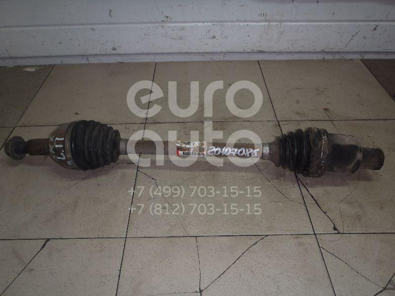 Купить Полуось передняя левая Cadillac SRX 2003-2009; (88957151)