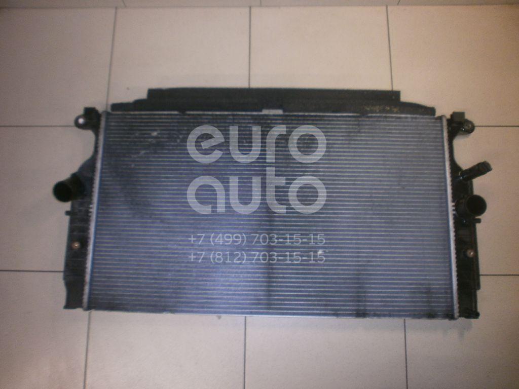 Радиатор основной Toyota Avensis III 2009-; (164000R061)