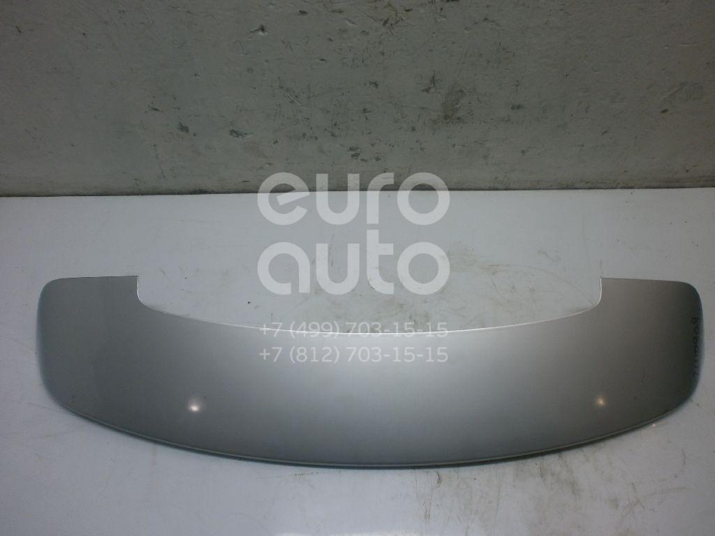 Купить Спойлер (дефлектор) багажника Toyota Avensis III 2009-; (7608505902)