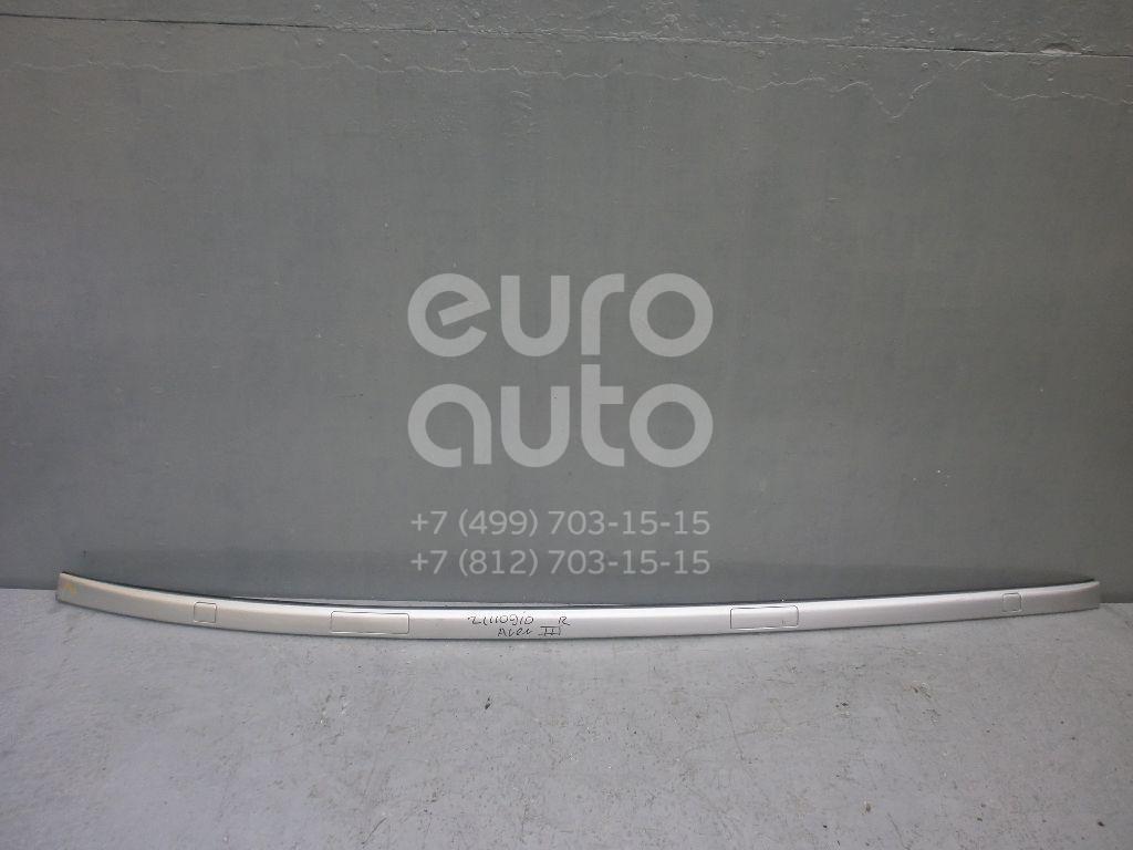 Купить Молдинг крыши правый Toyota Avensis III 2009-; (7555105030)