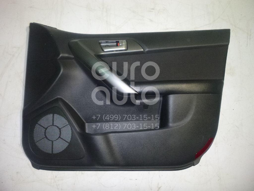 Купить Обшивка двери передней правой Kia Cerato 2009-2013; (823021M610DAG)