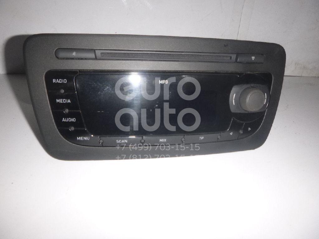 Купить Магнитола Seat Ibiza V 2008-; (6J1035153G)