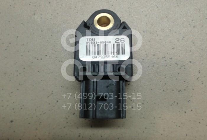 Купить Датчик AIR BAG Toyota Avensis III 2009-; (8983105040)