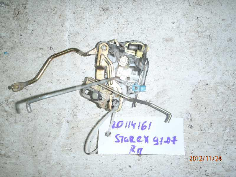 Купить Замок двери передней правой Hyundai Starex H1 1997-2007; (813204A000)