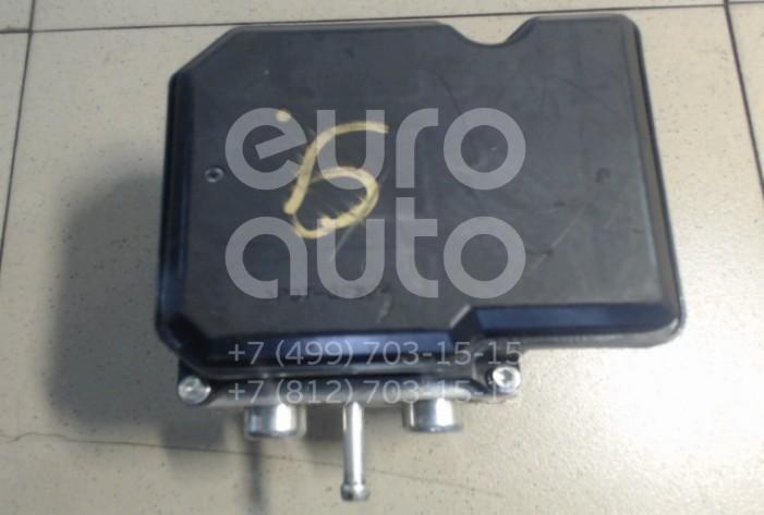 Купить Блок ABS (насос) Nissan Juke (F15) 2011-; (47660HY00D)