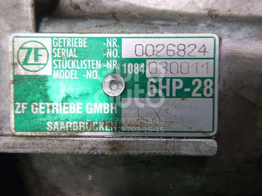 Купить АКПП (автоматическая коробка переключения передач) Audi A4 [B8] 2007-2015; (0B6300035SX)