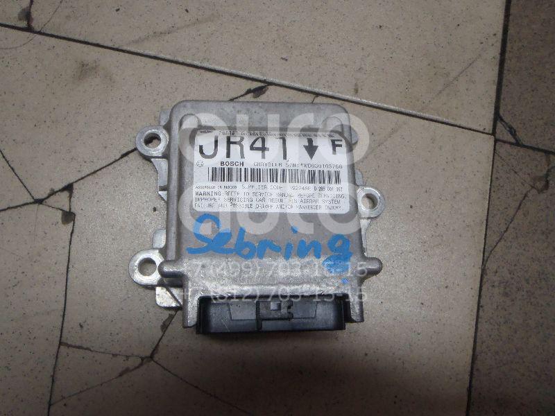 Купить Блок управления AIR BAG Chrysler Sebring/Dodge Stratus 2001-2007; (0285001363)