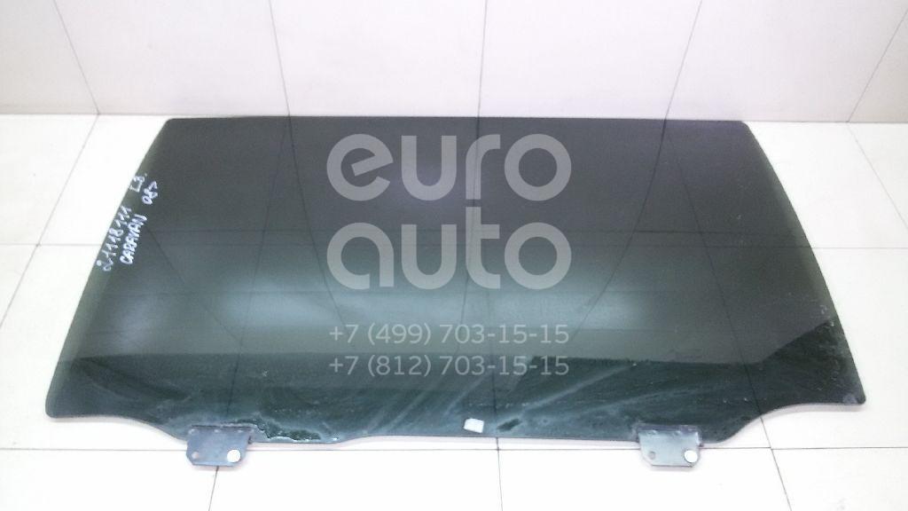 Купить Стекло двери задней левой CHRYSLER Voyager/Caravan/Town-Country (RT) 2007-; (5020651AA)