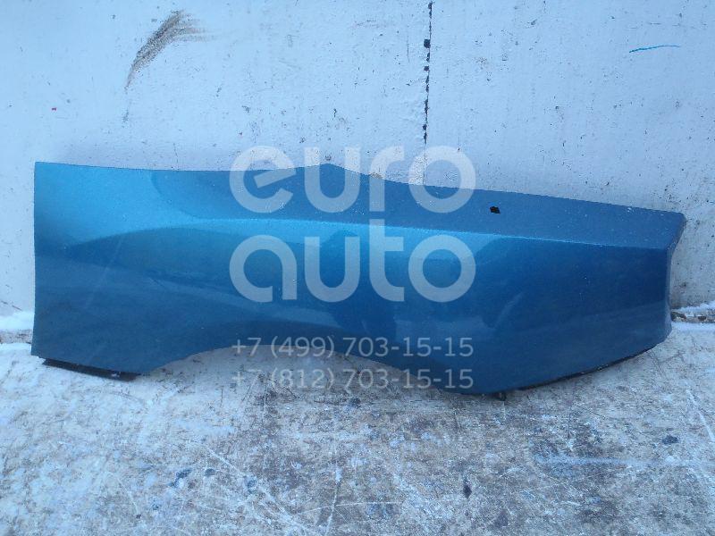 Купить Крыло заднее левое BMW Z4 E85/E86 2002-2008; (41357151639)