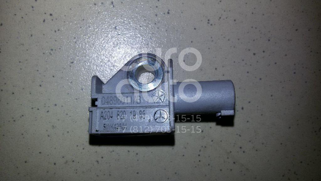 Купить Датчик AIR BAG CHRYSLER Voyager/Caravan/Town-Country (RT) 2007-; (4896011AB)