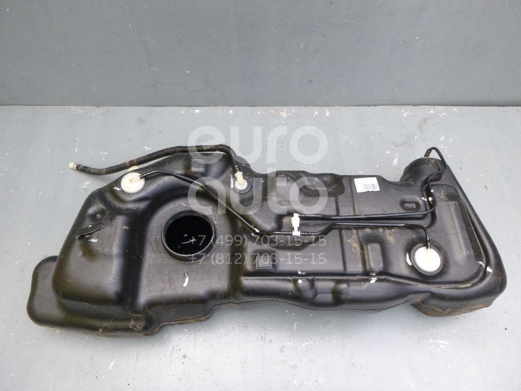 Купить Бак топливный Nissan Sentra (B17) 2014-; (172024MA0A)