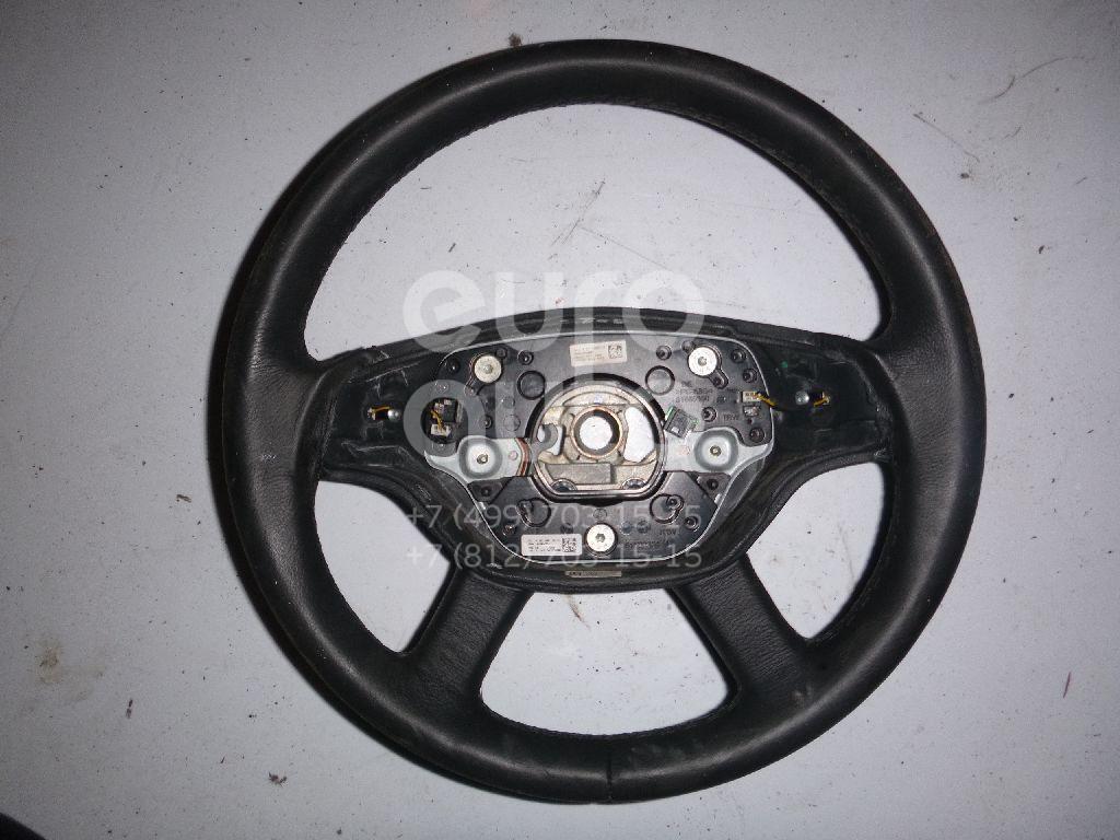 Купить Рулевое колесо для AIR BAG (без AIR BAG) Mercedes Benz W221 2005-2013; (2214600103)