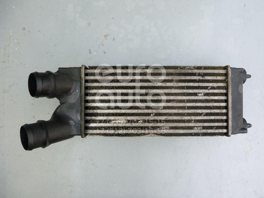 Интеркулер Citroen Berlingo (NEW) (B9) 2008-; (0384L9)  - купить со скидкой