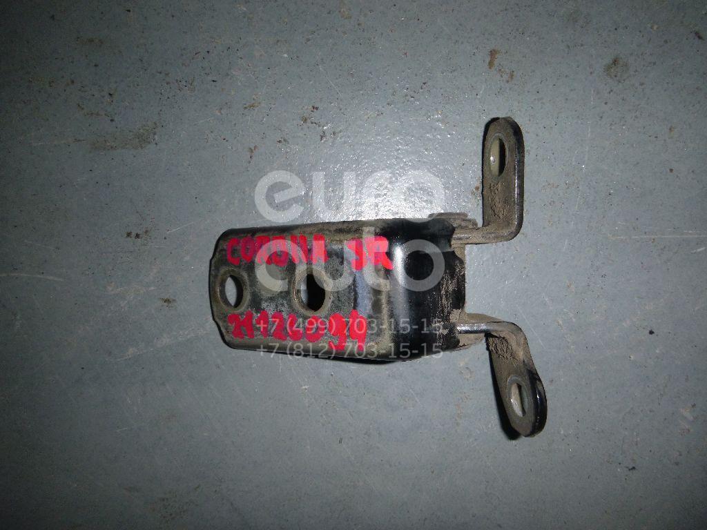 Купить Петля двери задней правой нижняя Toyota Corolla E15 2006-2013; (6877052031)