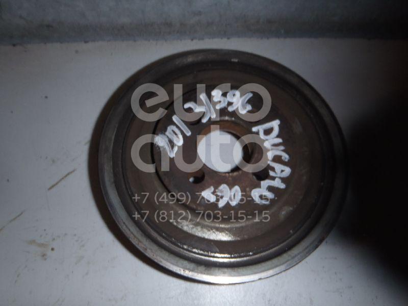 Купить Шкив коленвала Fiat Ducato 250 (НЕ ЕЛАБУГА!!) 2006-; (504078435)