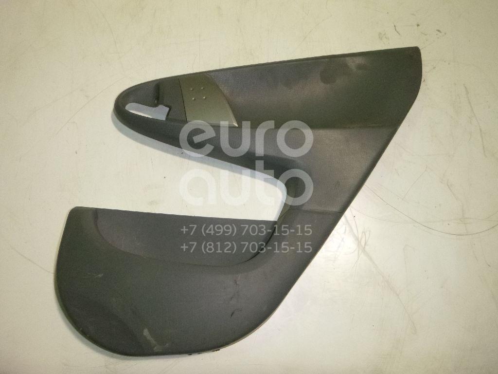 Обшивка двери задней правой Peugeot 107 2006-2014; (933381)  - купить со скидкой