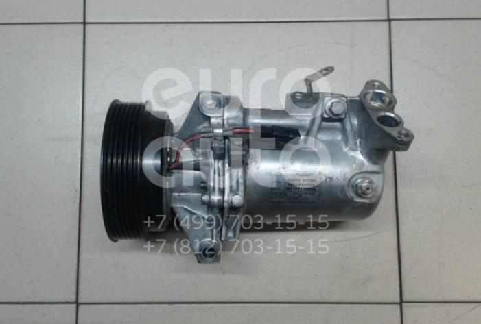 Купить Компрессор системы кондиционирования Nissan Juke (F15) 2011-; (926003VD0A)