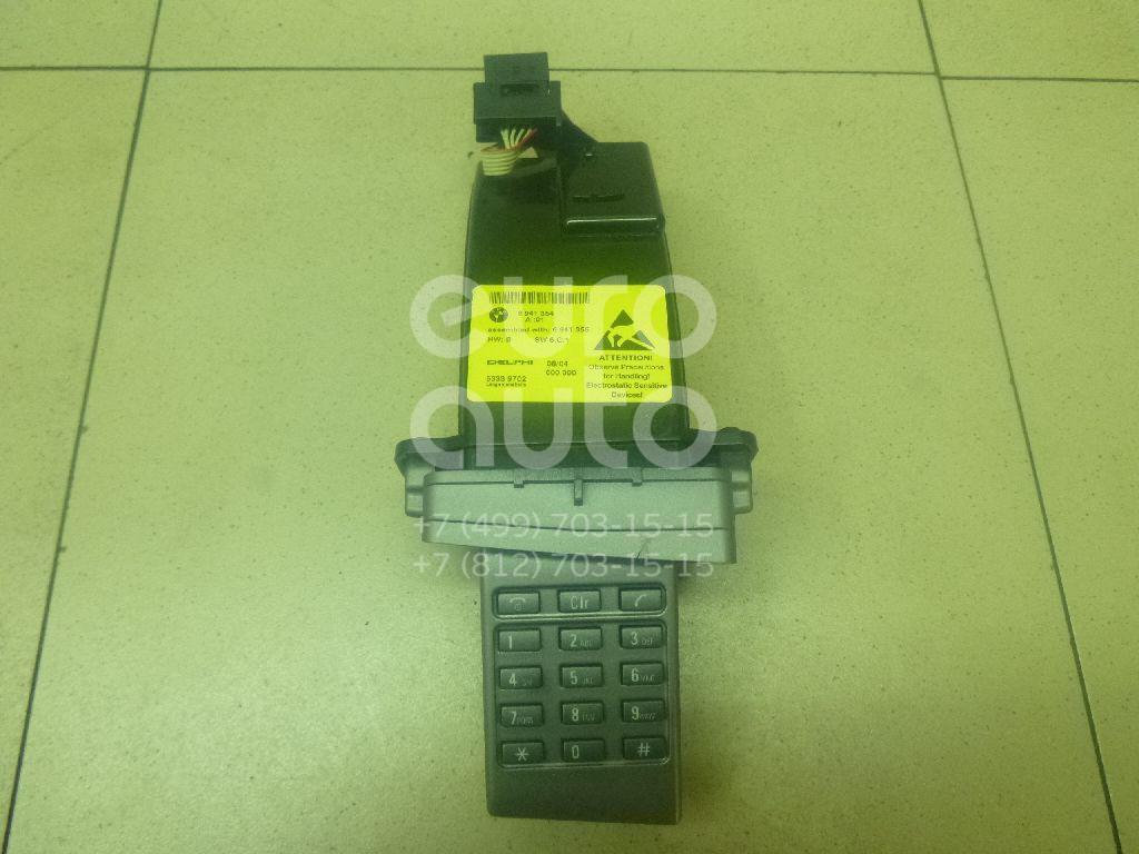 Купить Трубка телефонная BMW 7-серия E65/E66 2001-2008; (61316941354)