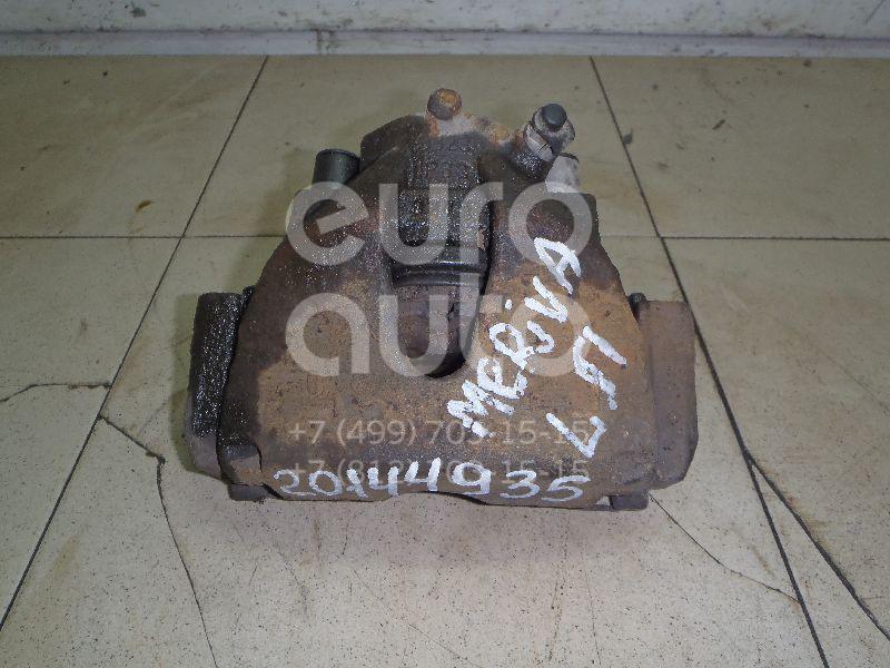 Купить Суппорт передний левый Opel Meriva 2003-2010; (93176426)
