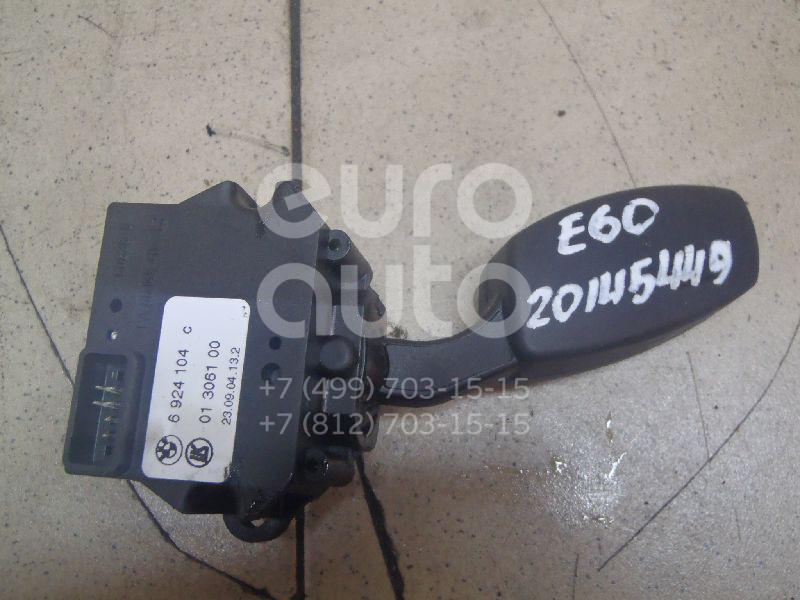 Купить Переключатель круиз контроля BMW 5-серия E60/E61 2003-2009; (61316924104)