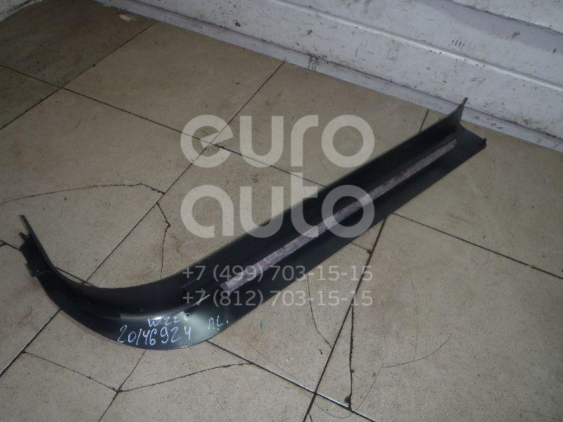 Купить Накладка порога (внутренняя) Mercedes Benz W220 1998-2005; (2206800135)