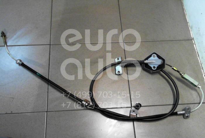 Купить Трос стояночного тормоза центральный Toyota Prius 2003-2009; (4641047060)