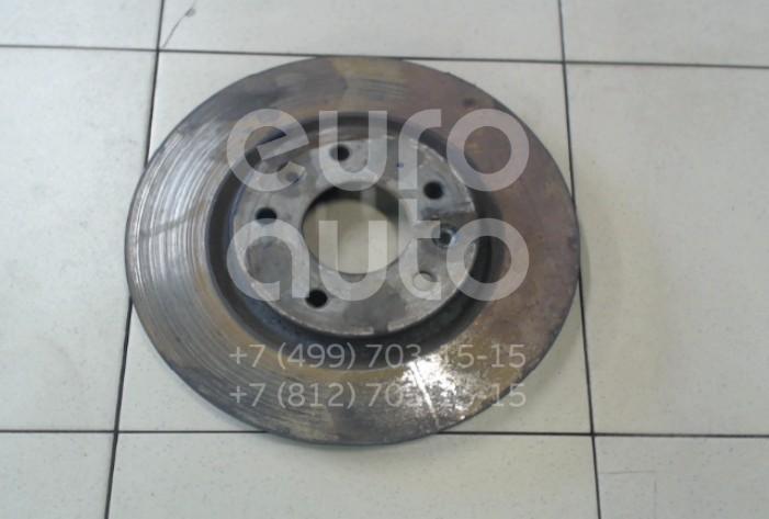 Диск тормозной передний вентилируемый Nissan Qashqai (J11) 2014-; (402064EA0A)  - купить со скидкой