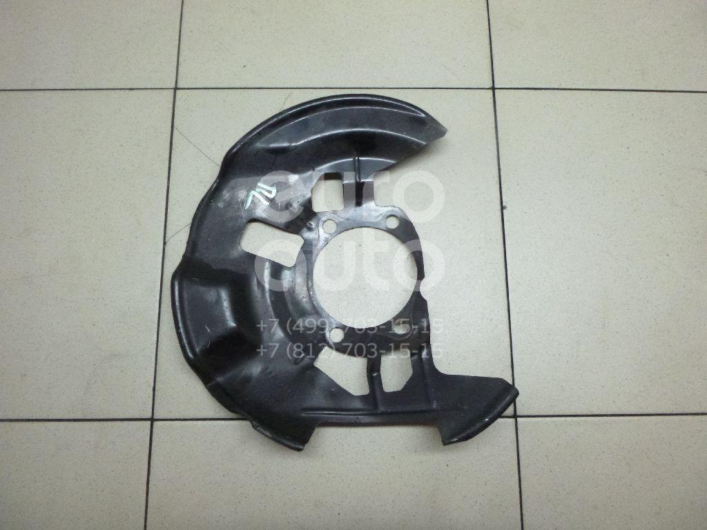 Купить Пыльник тормозного диска Mazda CX 5 2012-; (KD4533271B)