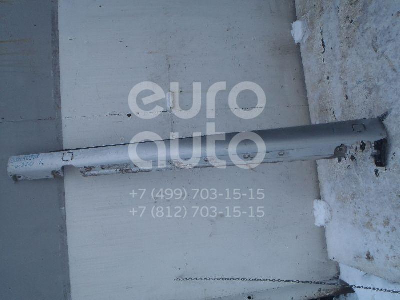 Купить Накладка на порог (наружная) Mercedes Benz W220 1998-2005; (2206900140)