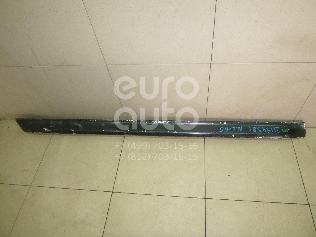 Купить Молдинг передней левой двери Audi Allroad quattro 2000-2005; (4Z7853959A1K5)
