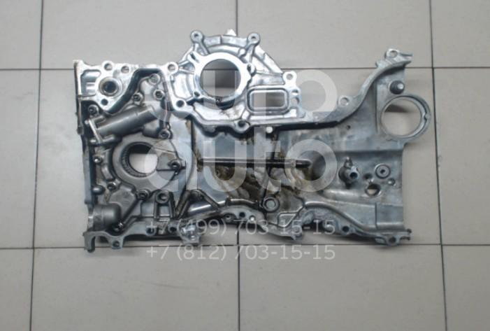 Купить Крышка двигателя передняя Toyota RAV 4 2013-; (113020R030)