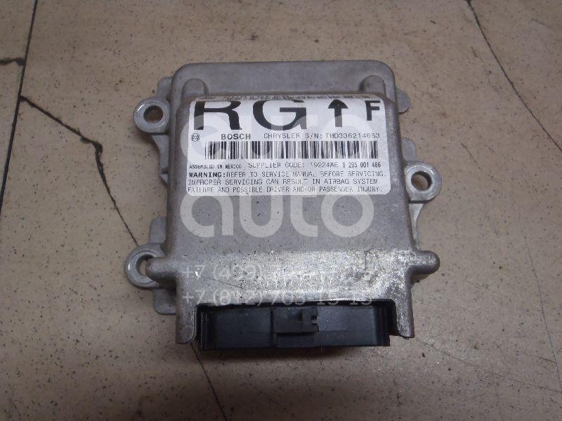 Купить Блок управления AIR BAG Chrysler Voyager/Caravan (RG/RS) 2000-2008; (04748604AC)
