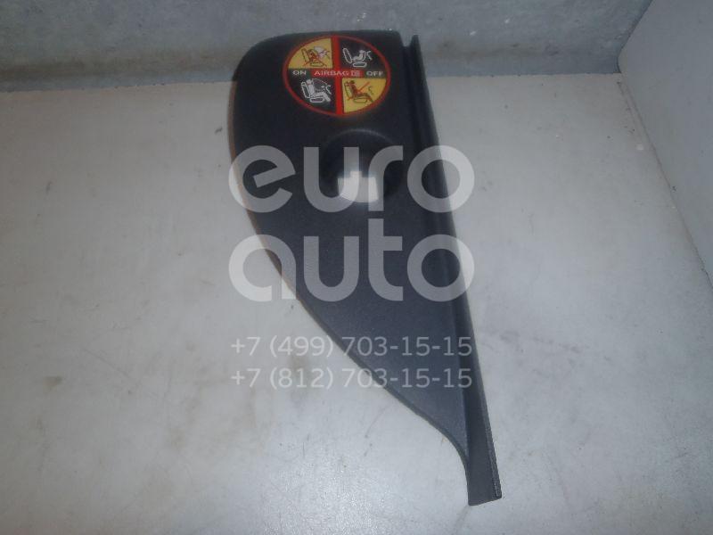 Купить Накладка (кузов внутри) Renault Clio III 2005-2012; (8200407591)