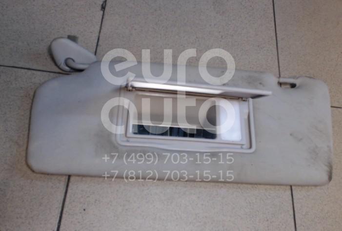 Купить Козырек солнцезащитный (внутри) Subaru Tribeca (B9) 2005-2014; (92011XA07AMV)
