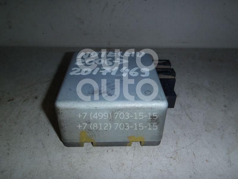 Купить Блок электронный Nissan Note (E11) 2006-2013; (285009U12B)