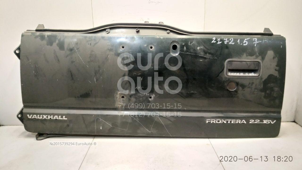 Дверь багажника Opel Frontera B 1998-2004; (0128044)  - купить со скидкой
