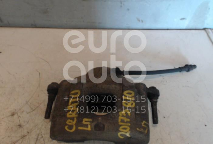 Купить Суппорт передний левый Kia Cerato 2004-2008; (581102F500)