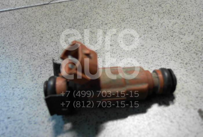 Форсунка инжекторная электрическая Kia Spectra 2001-2011; (0K2A513250A)  - купить со скидкой