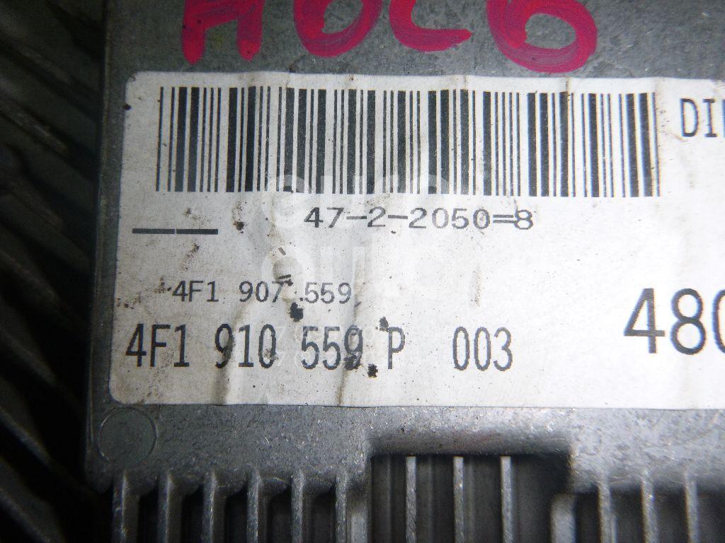Купить Блок управления двигателем Audi A6 [C6, 4F] 2004-2011; (4F1910559S)