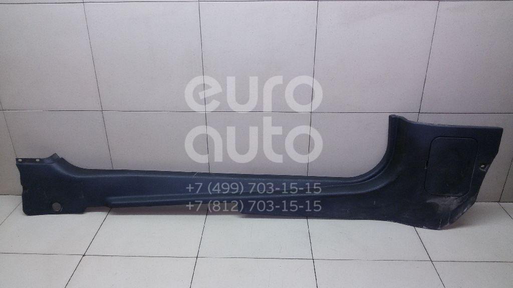 Купить Накладка порога (внутренняя) Mini R53 2000-2007; (51437139075)