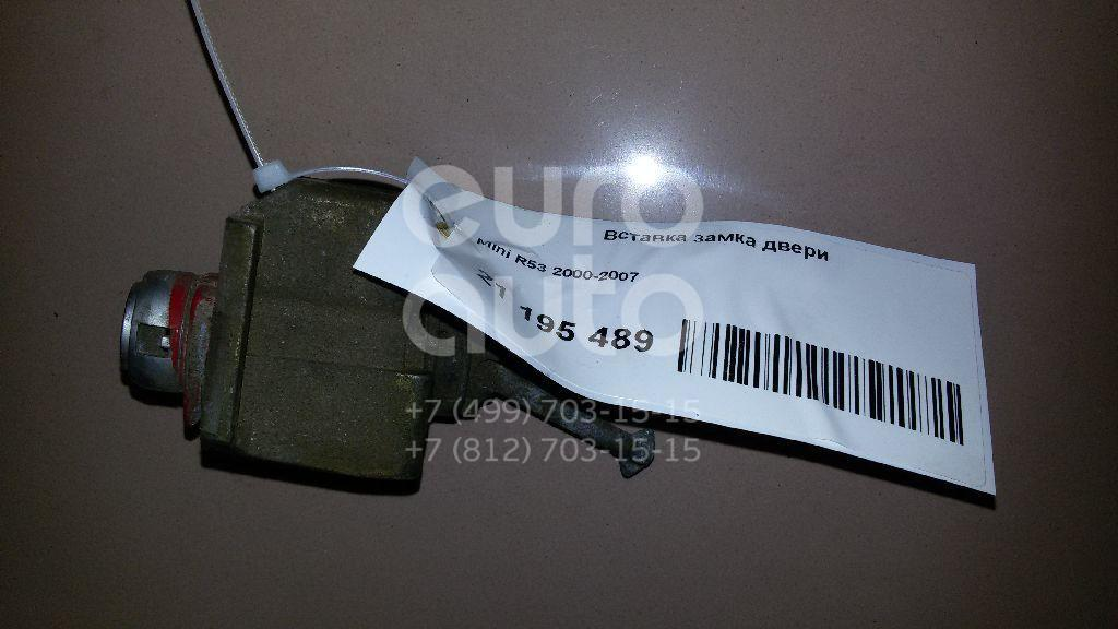 Купить Вставка замка двери Mini R53 2000-2007; (51217074440)