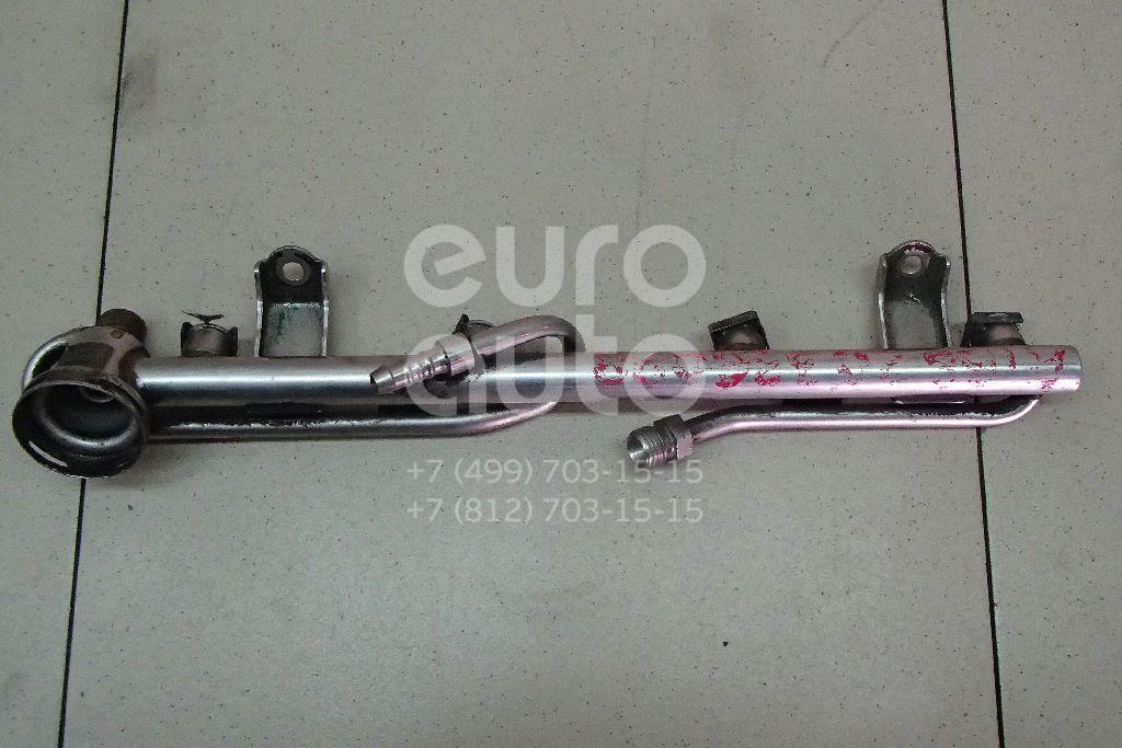 Купить Рейка топливная (рампа) Audi A4 [B6] 2000-2004; (06B133681)