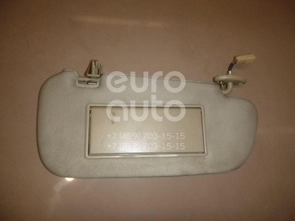 Купить Козырек солнцезащитный (внутри) Chery Fora (A21) 2006-2010; (A218204020)